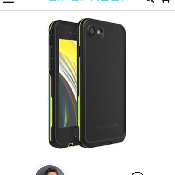iPhone 8 life proof case